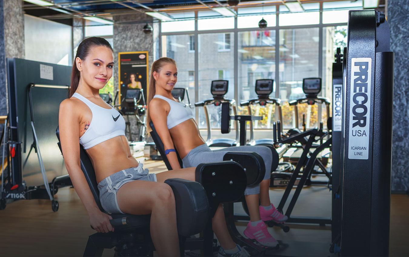 Спортивный клуб «Аура» в Харькове: доступный фитнес элит-класса