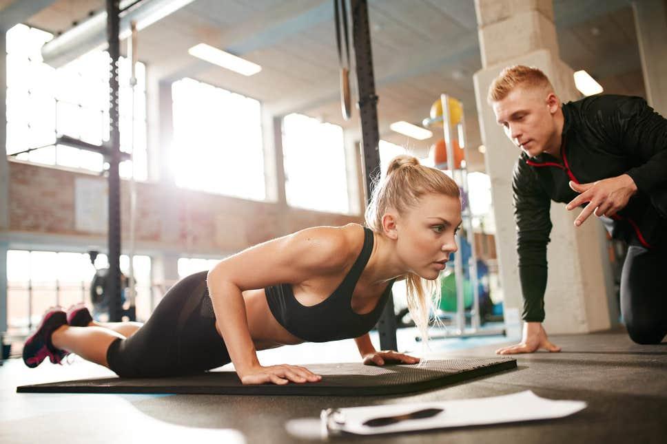Тренировки для роста мышц фото